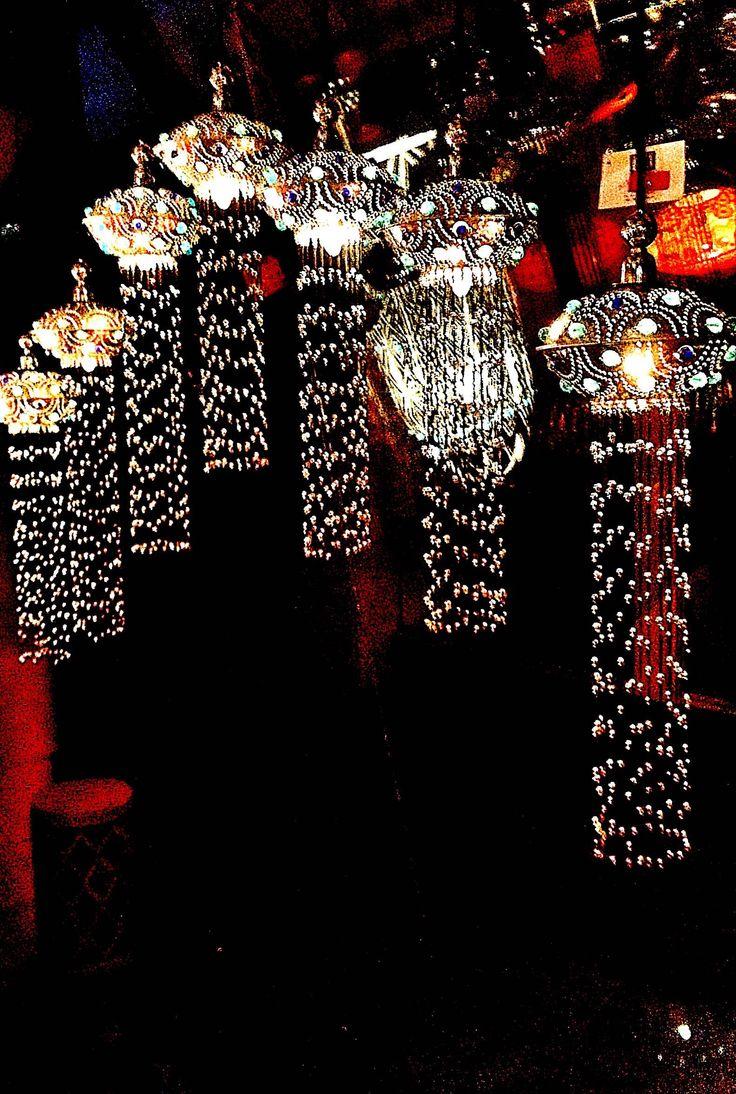 Jellyfish Hanging Lamp (50cm) 200 $