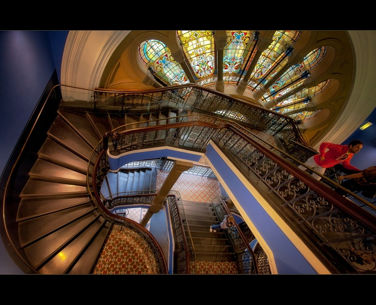 QVB - Redux by Peter Hill, via 500px