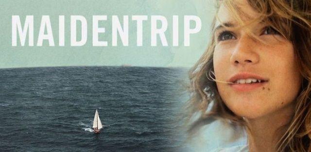 """""""Maidentrip"""" - Um documentário que conta a história da holandesa Laura Dekker. Menina que aos 14 anos iniciou a bordo de um veleiro uma viagem de volta ao mundo completamente sozinha. Preciso fazer um post sobre o filme. Faz a gente pensar na forma como educamos os nossos filhos, nossos nossos objetivos e como lidamos com eles."""