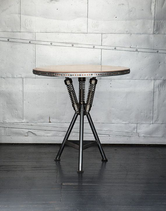 Classified Moto Cafe' Table by ClassifiedMoto on Etsy, $1499.00