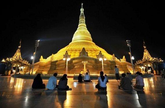 Myanmar - Naypyidaw www.elegantmyanmar.travel