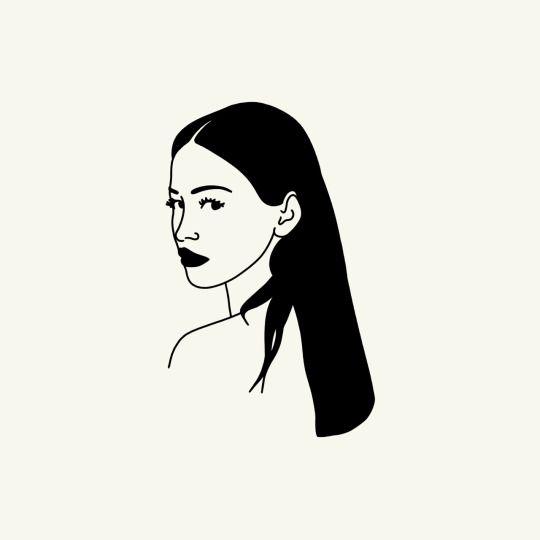 Regards Coupables // Woman // Illustration // Art