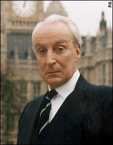 Francis Urquahart (Ian Richardson), House of Cards (British)
