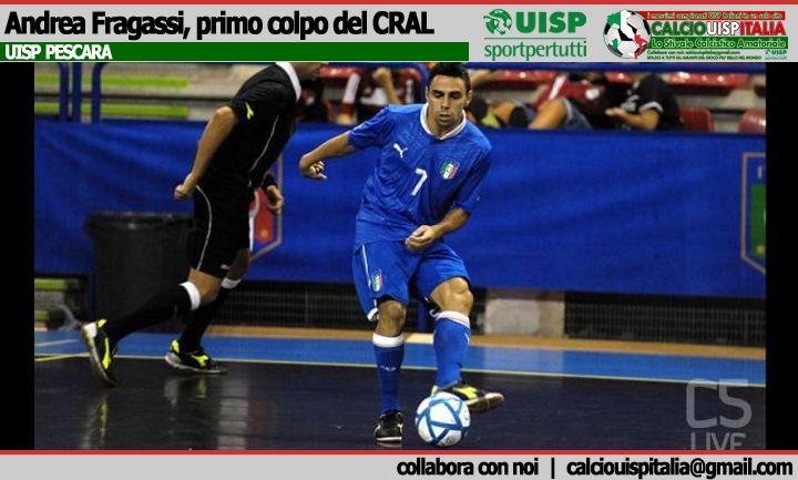 PESCARA   Un Azzurro del Futsal in forza ai Campioni del CRAL