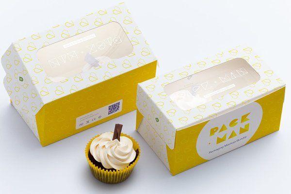 Download Two Cupcake Box Mockup 02 Psd Mockup Free Mockups Psd Box Mockup Mockup Psd Cupcake Boxes