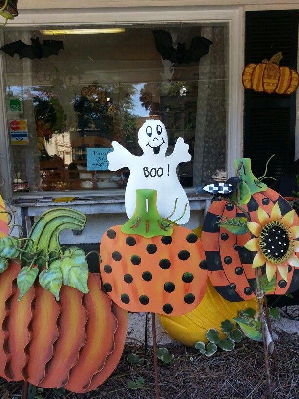 halloween garden stakes at lucibell halloween pinterest - Halloween Garden Stakes