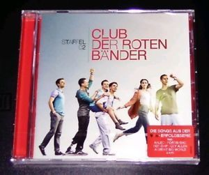CD Club der Roten Bänder Vox Serie Soundtrack Staffel 2 NEU & OVP