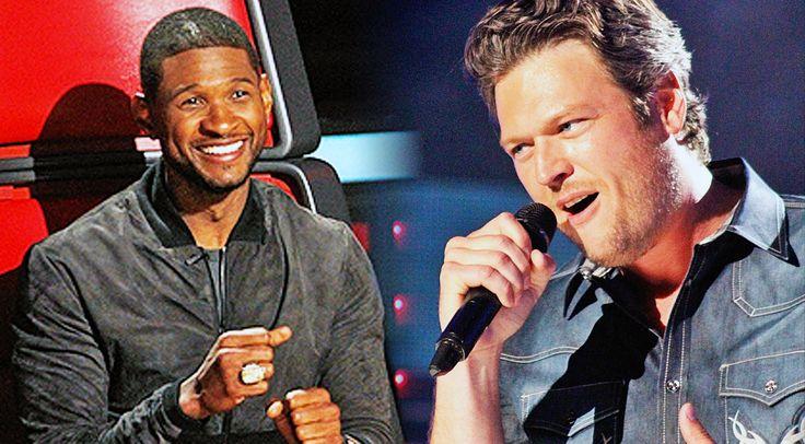 """Country Music Lyrics - Quotes - Songs Blake shelton - Blake Shelton Fails At Singing Usher's """"Yeah,"""" And It's Hilarious - Youtube Music Videos https://countryrebel.com/blogs/videos/64638083-blake-shelton-fails-at-singing-ushers-yeah-and-its-hilarious"""
