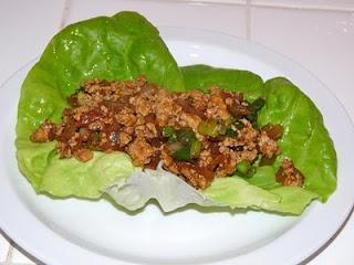 lettuce wrap goodness