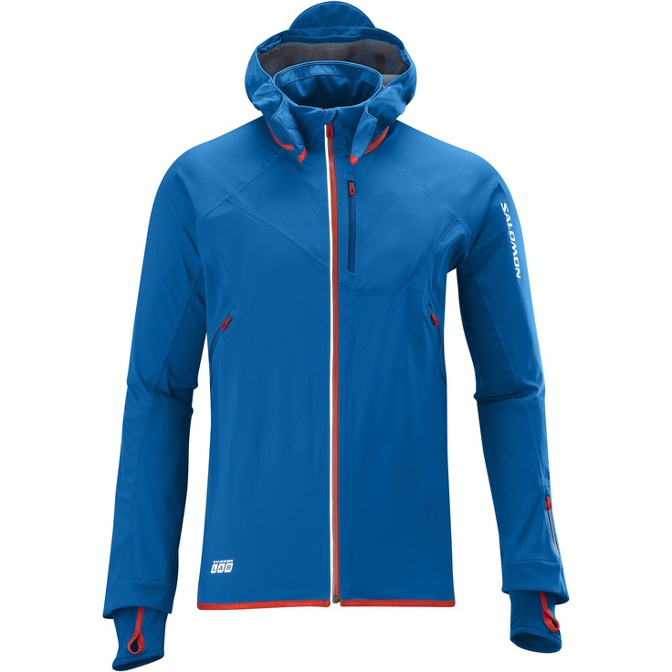 XT WP SOFTSHELL JACKET M - Jackets - Clothing - Trail Running - Salomon United Kingdom