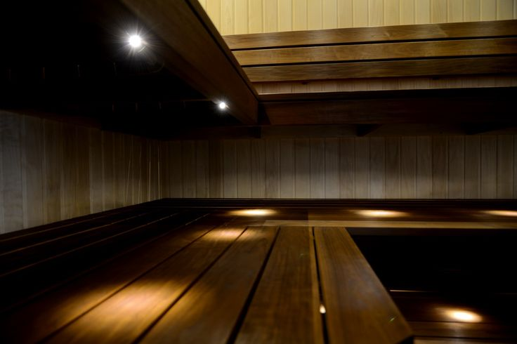 custom-made sauna