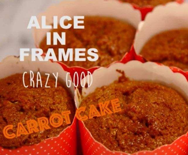 Recipe Crazy good carrot cake by Alice Zaslavsky - Recipe of category Baking - sweet