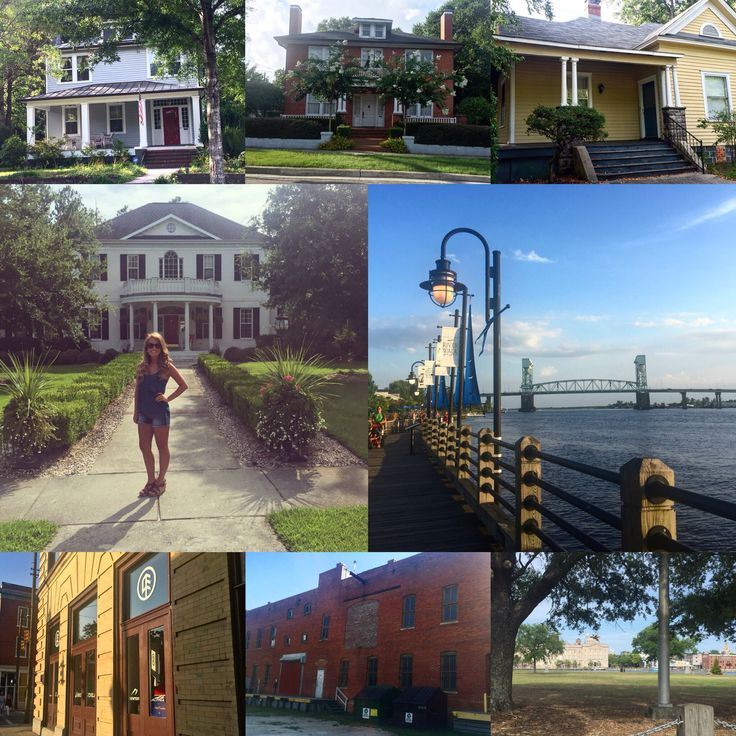 Wilmington, NC One Tree Hill filming locations ☺️