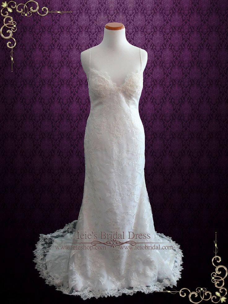 13 best country wedding dresses images on pinterest for French vintage wedding dresses