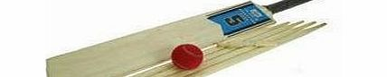 Toy Cricket Set - Large 800mm Cricket Set Includes 4 Stumps, 1 Ball, 1 Bat and 1 Bail Great for kids Perfect game for the beach or garden Made of Wood. Good for holidays http://www.comparestoreprices.co.uk/cricket-equipment/toy-cricket-set--large-800mm.asp
