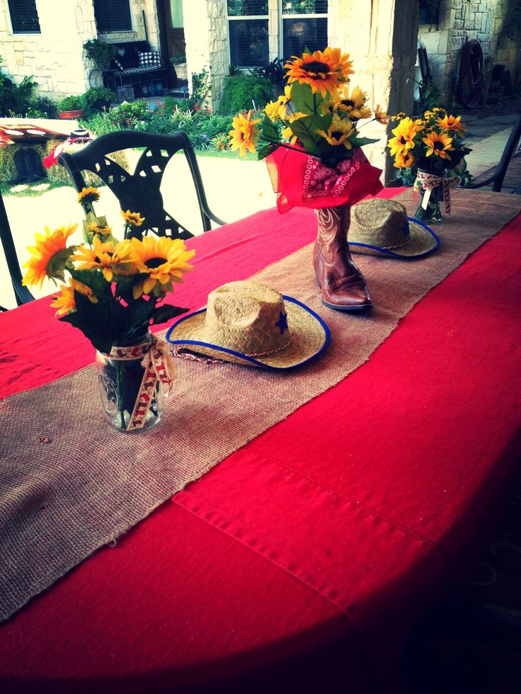 Pin By Denise Lambert On Midwest Party Rodeo Party