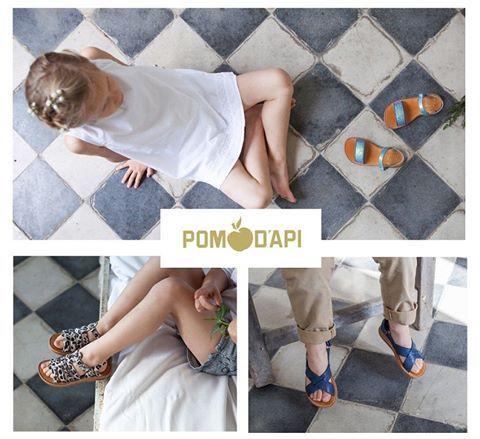 Online la nuova collezione Pom d'Api: piccoli grandi passi di successo http://www.cocochic.it/it/19_pom-d-api