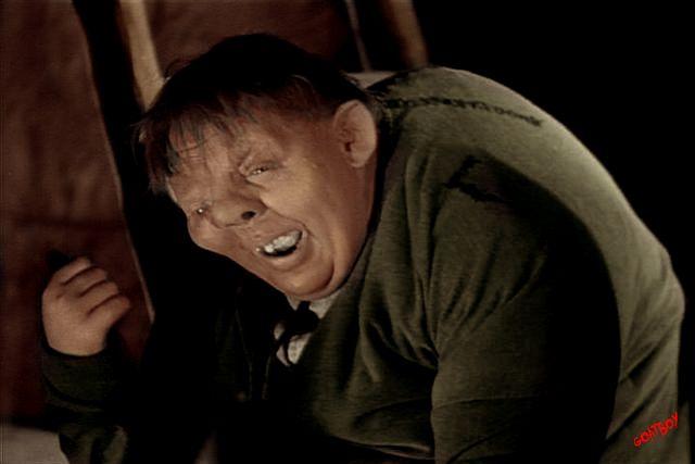 [РАРИТЕТЫ] Фанат раскрасил черно-белые кадры классических фильмов ужасов (150 ФОТО!)