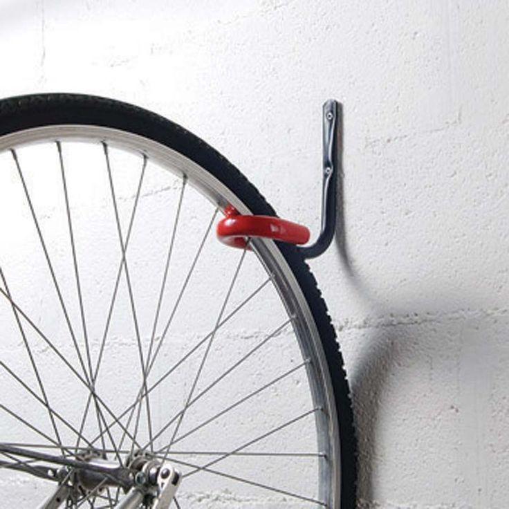 Gancio singolo porta bici con guaina #tool, #tools, #hook, #hooks, #panel, #instruments, #instrument, #spacesaving, #attrezzi, #attrezzo, #ganci, #gancio, #pannello, #portattrezzi, #salvaspazio