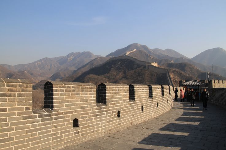 The Great Wall of China #greatwall