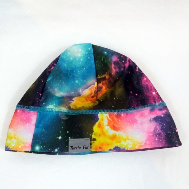 Womens Turtle Fur Lightweight Beanie Hat Space Galaxy Stars Running Fitness #TurtleFur #Beanie
