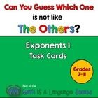 """Unique, interesting, fun & effective !   Every title in the series of """"Can you guess which one?"""" games (except this one) comes in three formats: Smart Notebook, Power Point and pdf, all of which are highly interactive.  It is a great way to teach, reinforce or review a topic. Its informal yet challenging approach creates an atmosphere of excitement where students want to uncover the answer rather than feeling that it is just another set of mundane problems to solve."""