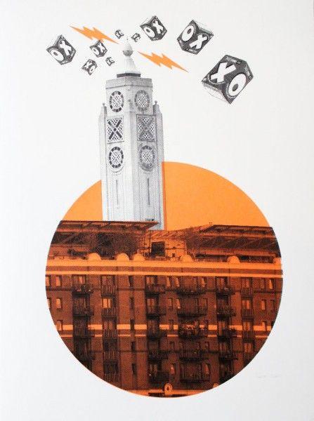 Tirso Sanchez - OXO Tower