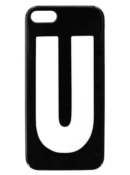 iPhone  5/5S fodral - Bokstaven U