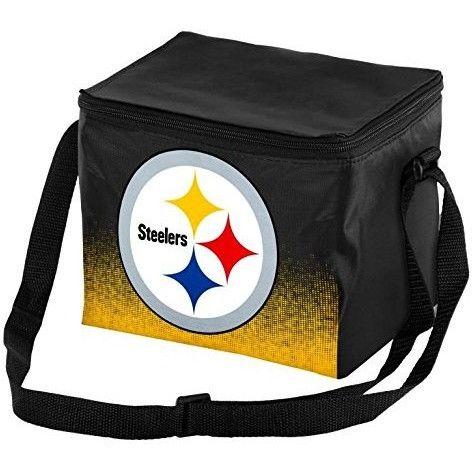 Pittsburgh Steelers NFL 2016 Gradient 6 Pack Cooler Bag