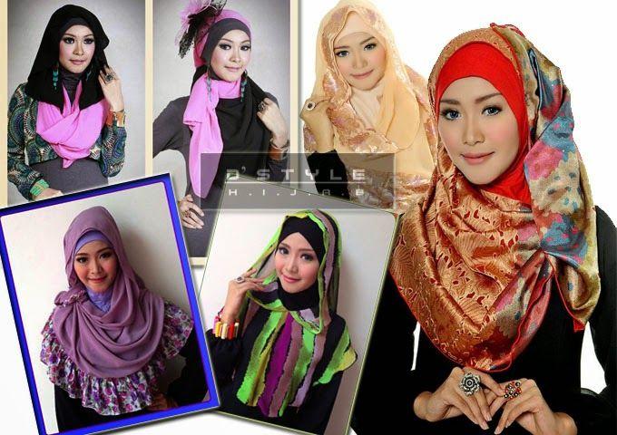 Tips Berhijab   Komunitas Hijabers   Fashion Moslem   Hijab Modern   Tutorial Hijab: TIPS MEMILIH GAYA HIJAB YANG COCOK UNTUK KAMU