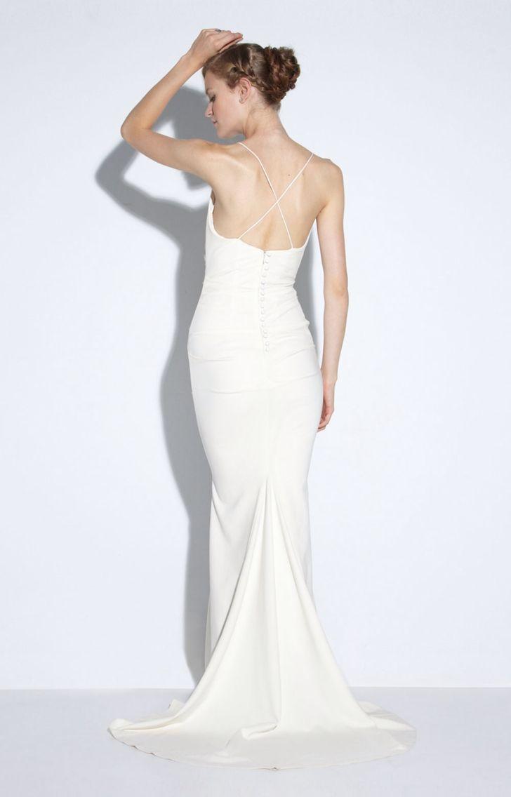 94 best Wedding dress <3 images on Pinterest | Homecoming dresses ...