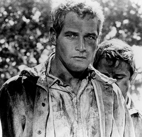 Cool Hand Luke (1967) Director: Stuart Rosenberg While cinema history is chock-full of renegade types who love to buck the system, none are as cool as Luke. Paul Newman at his charismatic, blue-eyed best.