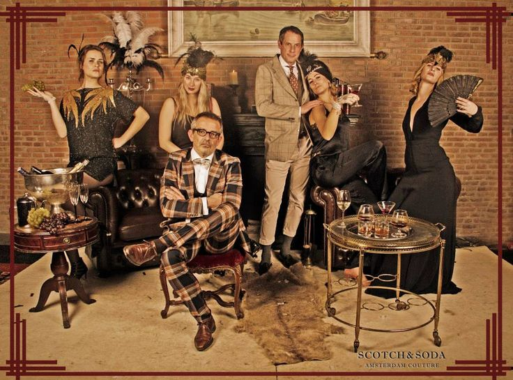 Great Gatsby 20's PhotoBooth by PaardenKracht