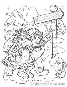 Raggedy Ann Coloring Printables - Bing Images