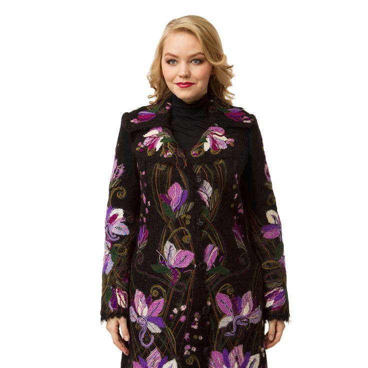 Купить Пальто «Анастасия» в телемагазине Shop&Show