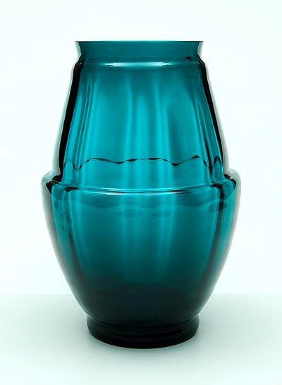 Kristalunie, Maastricht (Holland), W.J.Rozendaal vase, 1932-'33