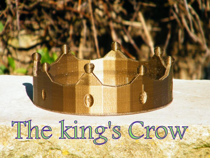The King's Crow | 3dshare