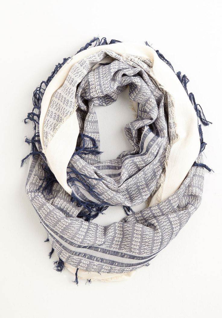 tops Circle air white Scarf Charms in and force for Circles Calling Charm Circle   Navy high Scarf