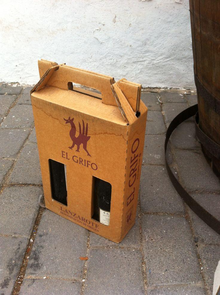 Il vino di #Lanzarote molto consigliato!