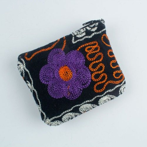 The unique product Suzani Wallet %100 handmade by cosanon