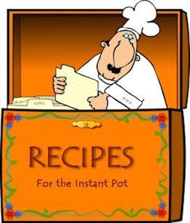Instant Pot Recipes & Info:  ...