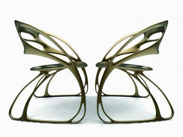 Jugendstil Art Nouveau butterfly chairs by Eduardo Garc a CamposBest 25  Art nouveau furniture ideas on Pinterest   Art nouveau  . Art Nouveau Furniture. Home Design Ideas