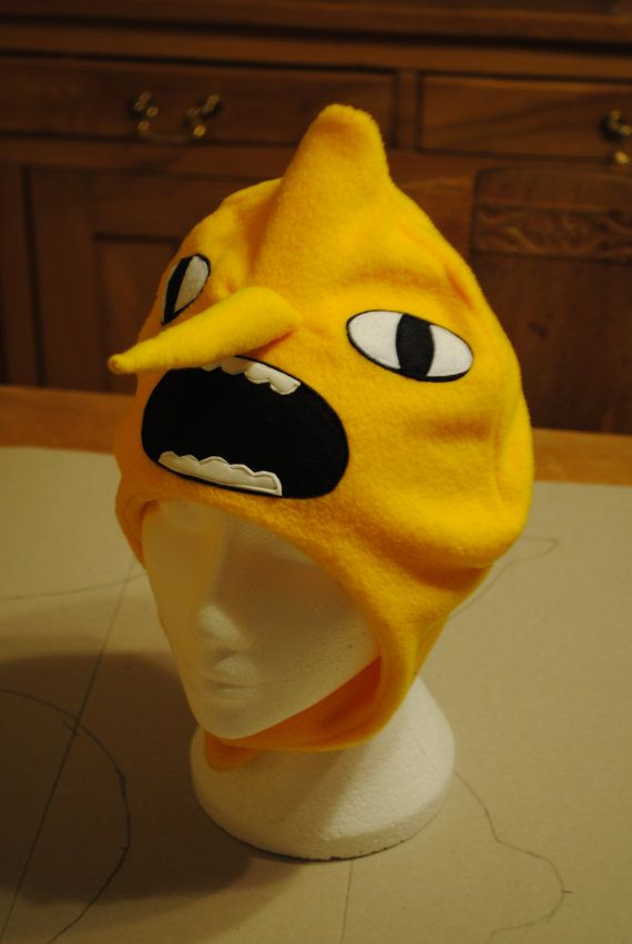 Adventure Time Inspired Lemongrab Hat by characterhats on Etsy, £12.75<-------UNACCEPTABLE!!!!!!