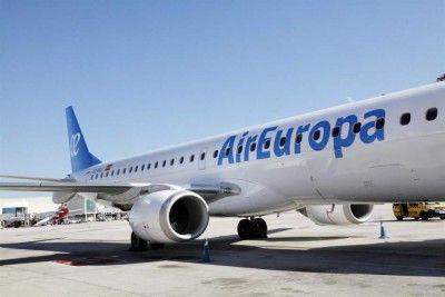 Air Europa oferta vuelos sin maleta a Punta Cana, La Habana y San Juan de Puerto Rico