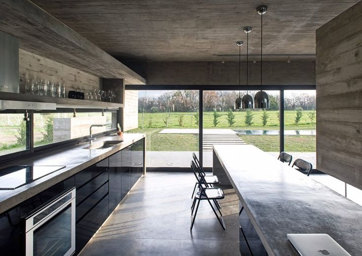 Casa Mach, Ingeniero Maschwitz, 2016 - Luciano Kruk arquitectos