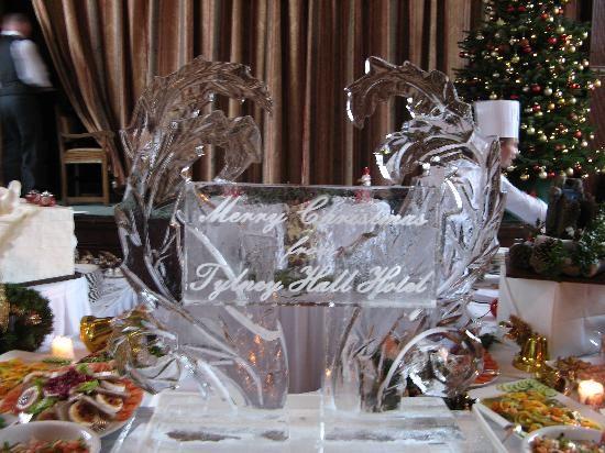 Tylney Hall Christmas