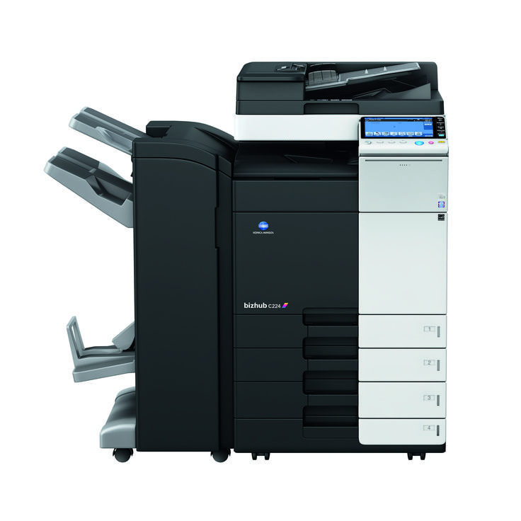 #Buy #Konica #Minolta BIZHUB C224 Features #Speed A4/A3: colour 22/14 ppm; black & white 22/14 ppmby #KMI Business Technologies.for more info visit http://tinyurl.com/hap62m3
