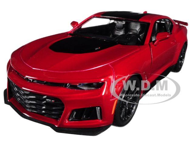 Buy Cheap 2017 Chevrolet Camaro Zl1 Burgundy 1 24 Diecast Car Model By Motormax Cars Modelcars Chevrolet Camaro Zl1 Chevrolet Camaro Camaro Zl1
