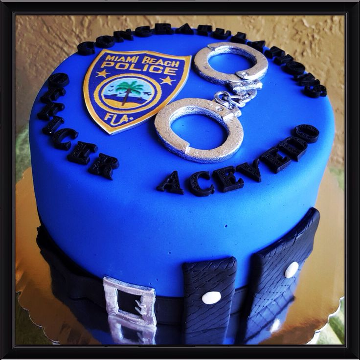 Homemade Graduation Sheet Cakes Best 25+ Police cakes ...