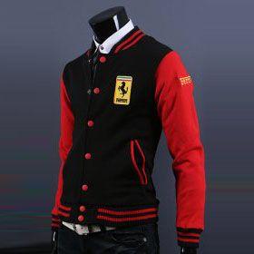 Ferrari men's jackets for sale
